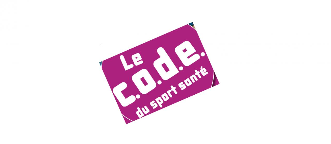 le C.O.D.E. du sport santé 2017